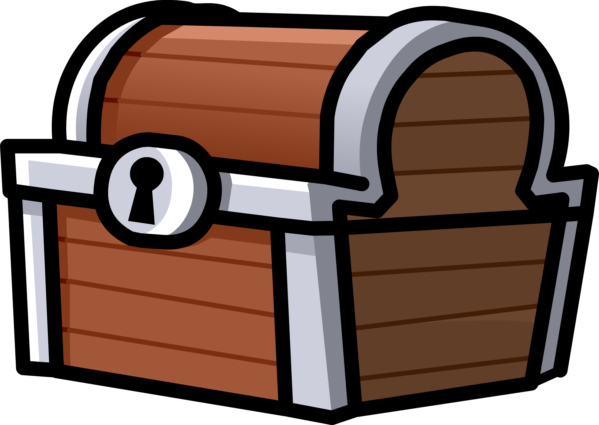 Chest club penguin wiki. Treasure clipart treasure key