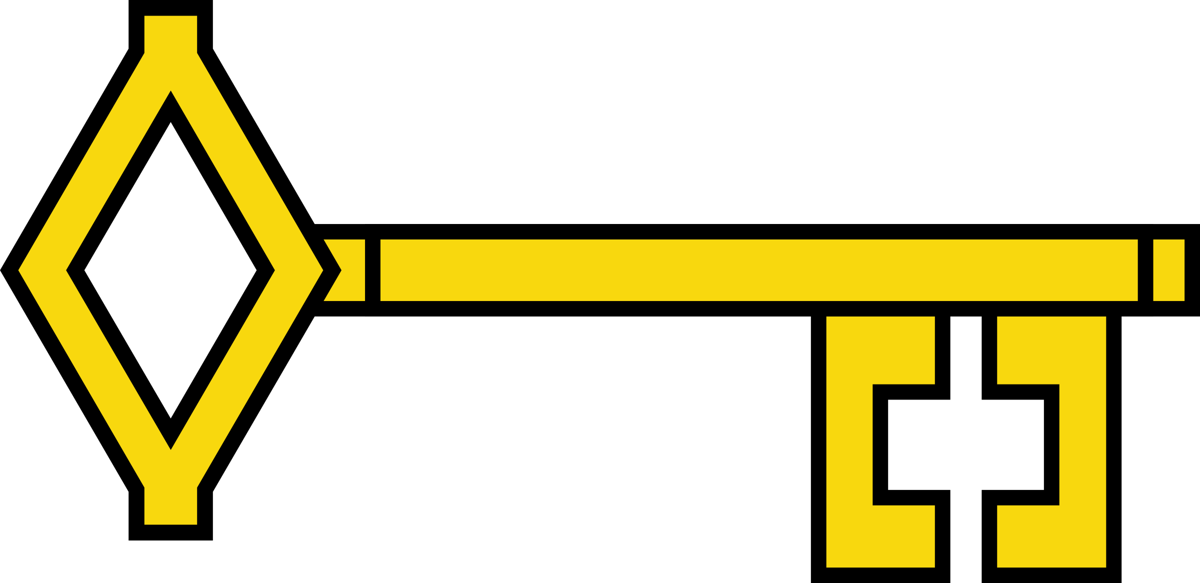 Key clipart yellow. Big image png