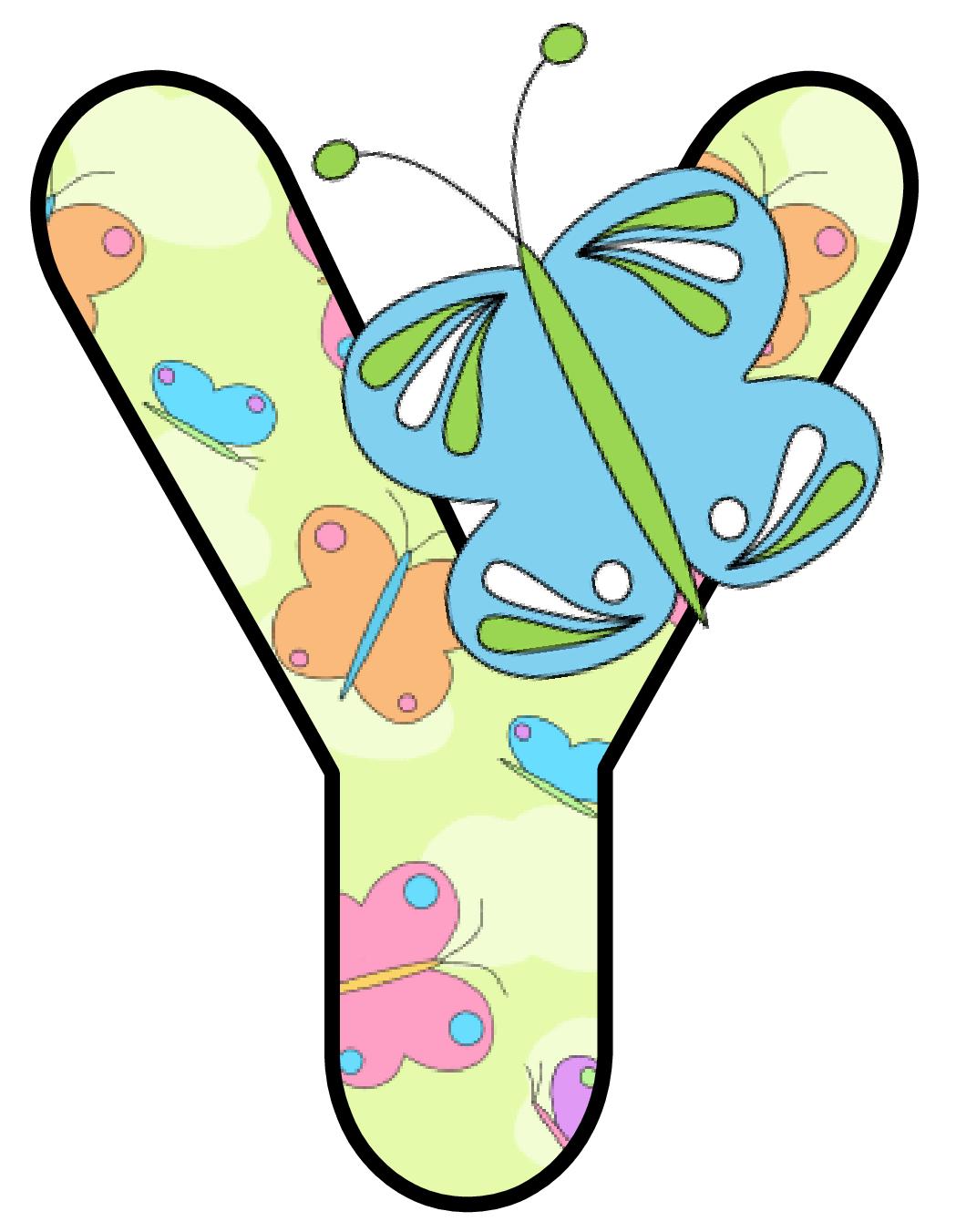 Memories clipart lettering. Ch b alfabeto mariposas