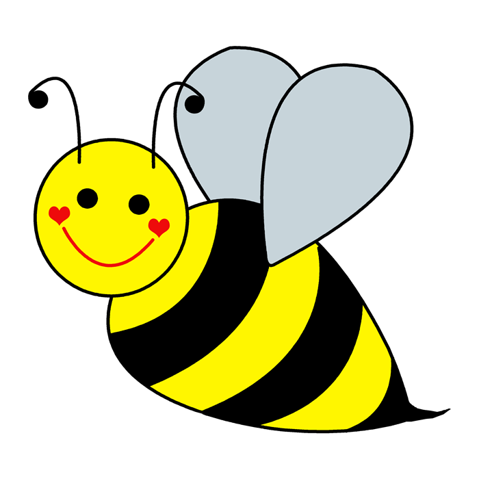 collection of transparent. Kid clipart bee