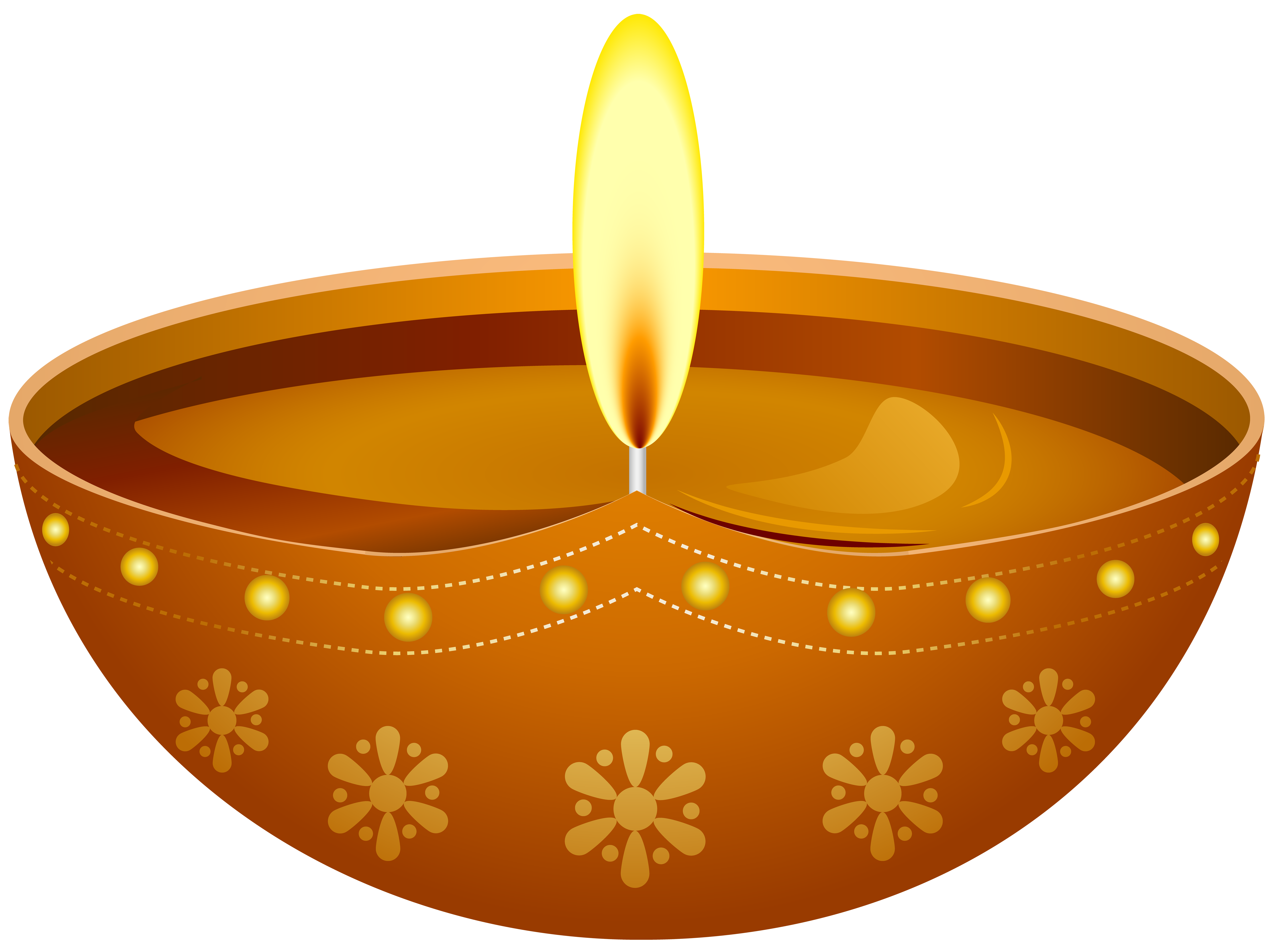 Green clipart diwali. Candle transparent png clip