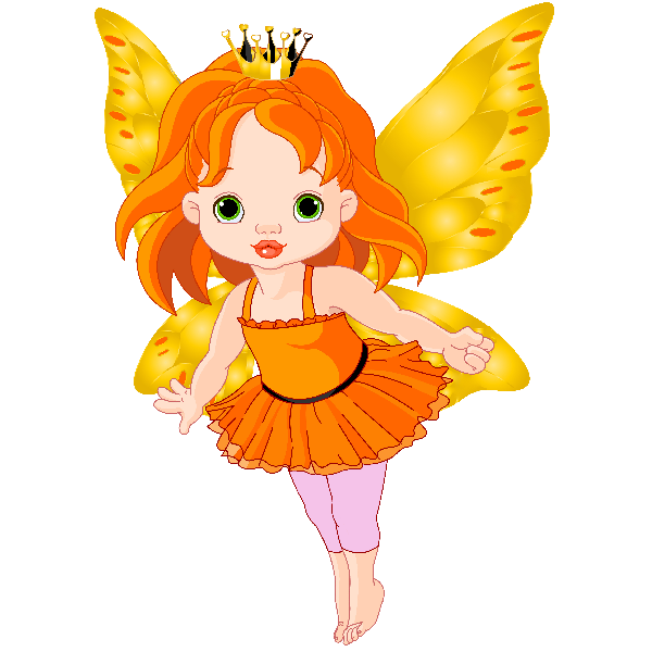 Magic clipart tooth fairy. Funny baby fairies magical