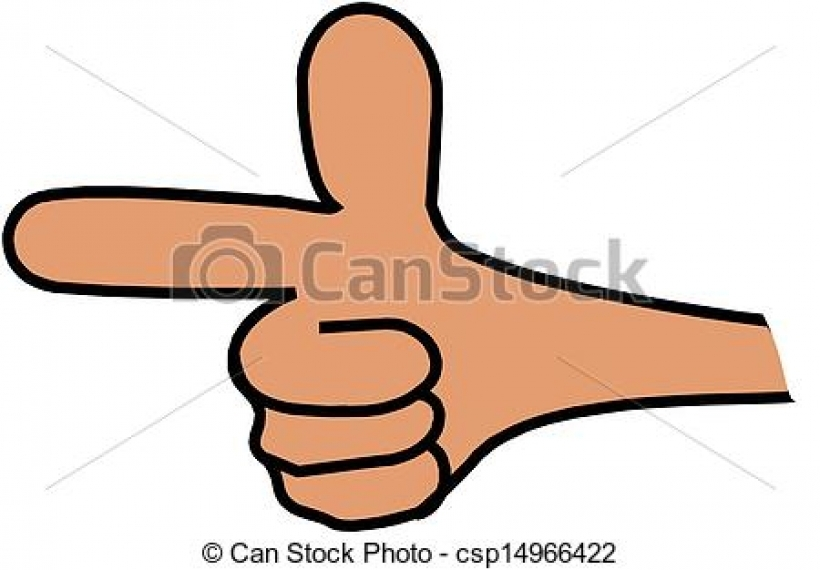 Pointing free download best. Clipart kid finger