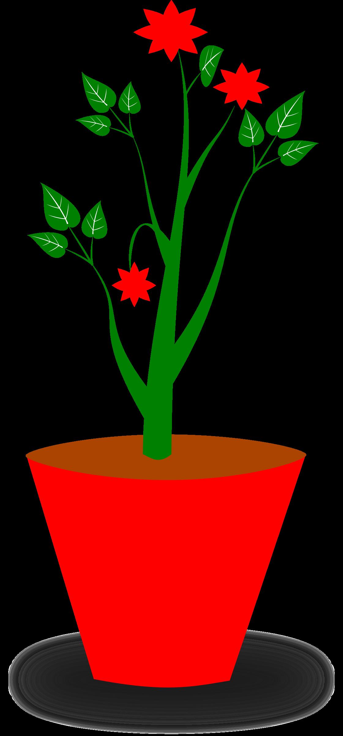 Planting clipart kid. Flower pot big image