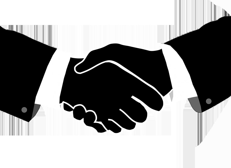 Handshake clipart logo. The cliparts clipartix