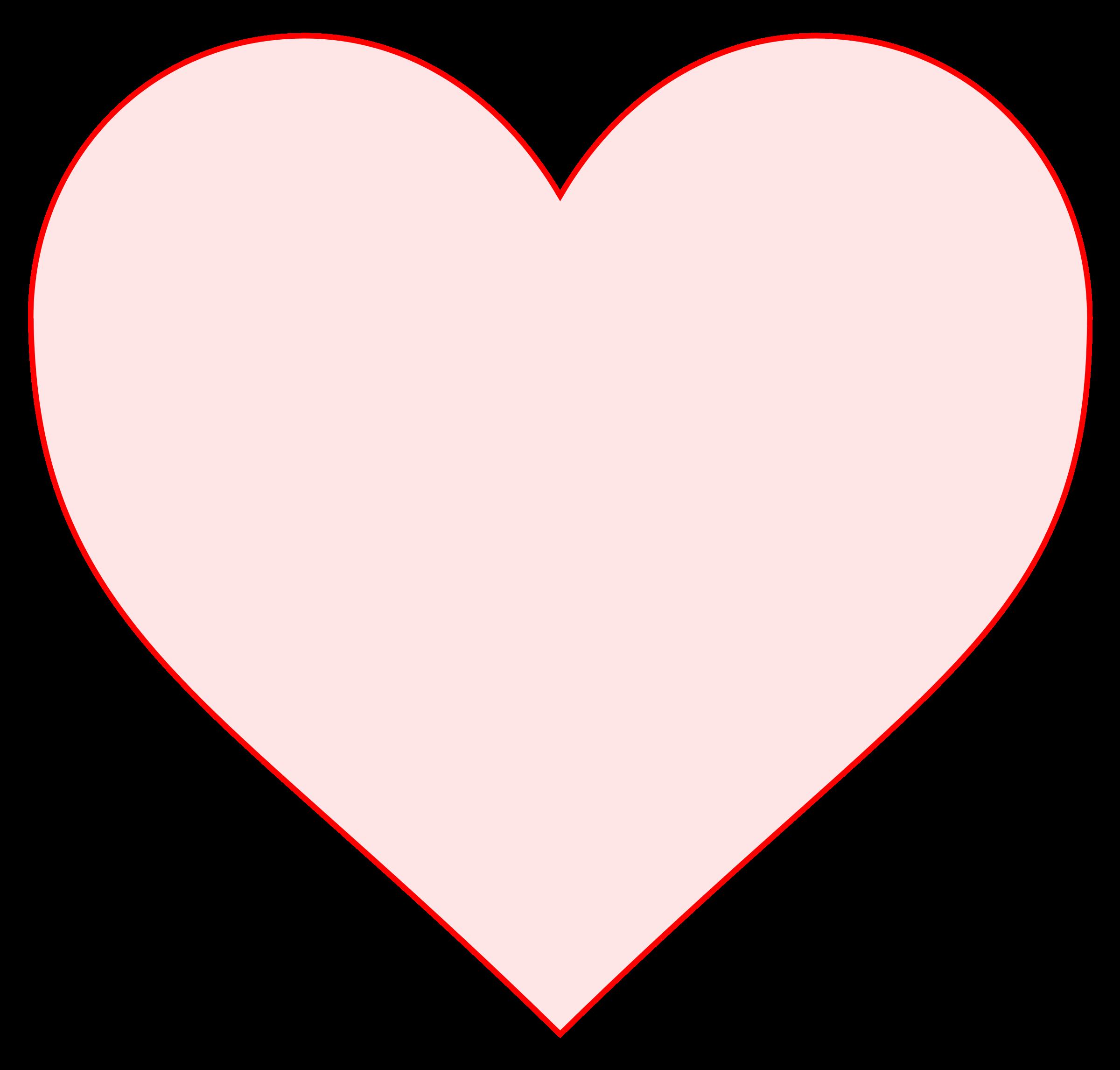 Clipart kids heart. Pink big image png