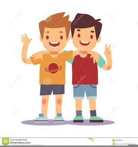 Free kids hugging images. Hug clipart kid