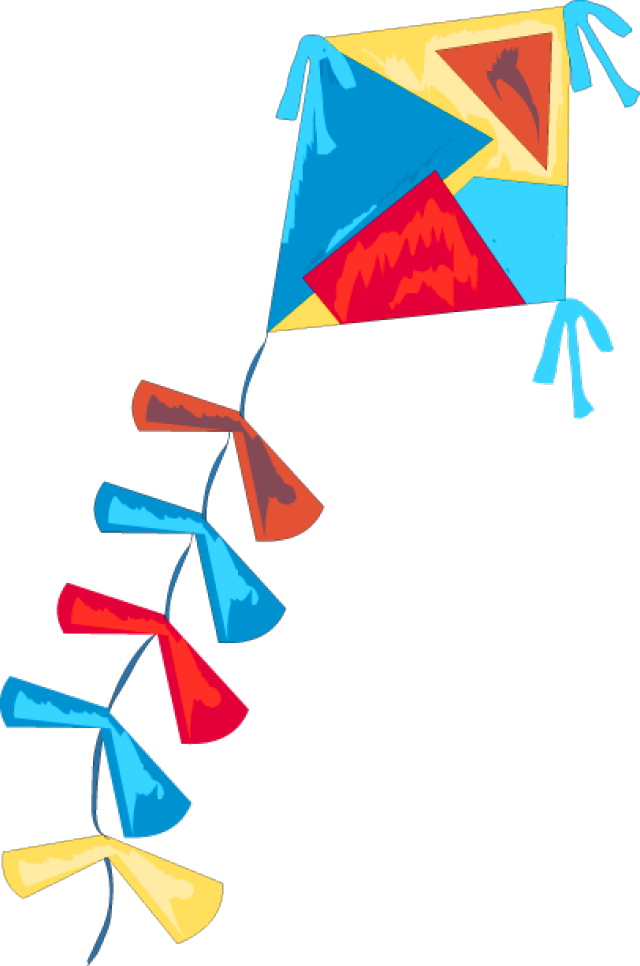 Windy clipart kite.  collection of cute
