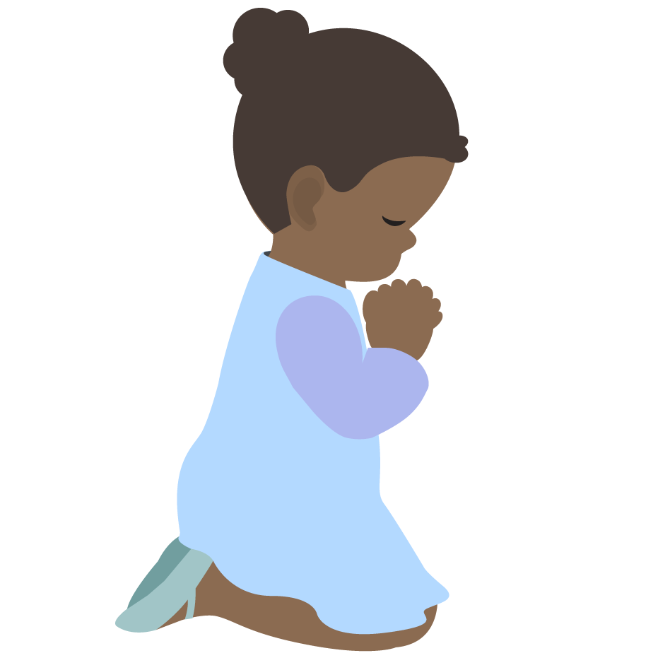 Prayer family praying clip. Website clipart kid