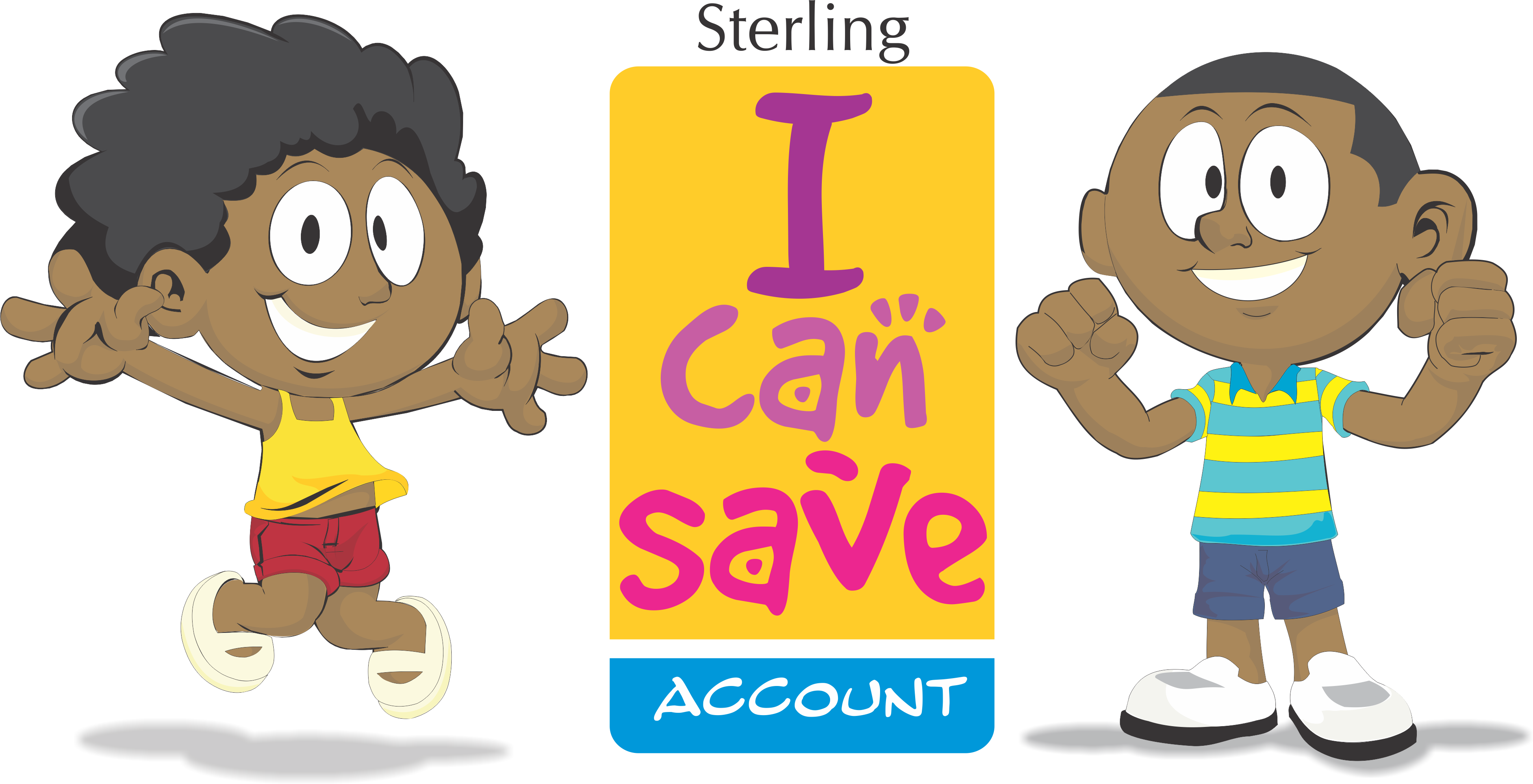 Sterling box benefits. Kids clipart money