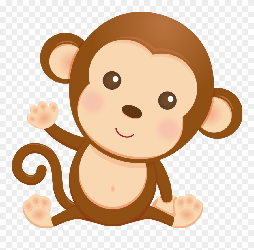 Monkey clipart kid. Photo by daniellemoraesfalcao clip