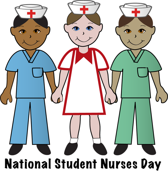 nursing clipart interaction