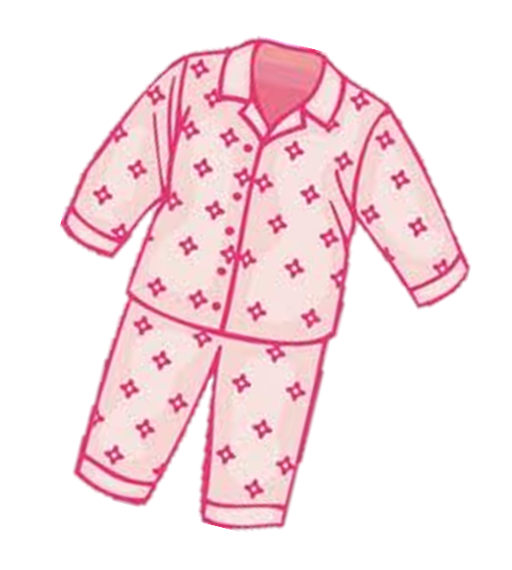 Pajamas clipart night dress. Free cliparts download clip