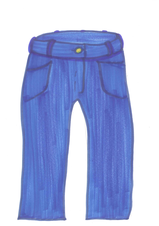 Jeans clipart boy pants. Free boys cliparts download