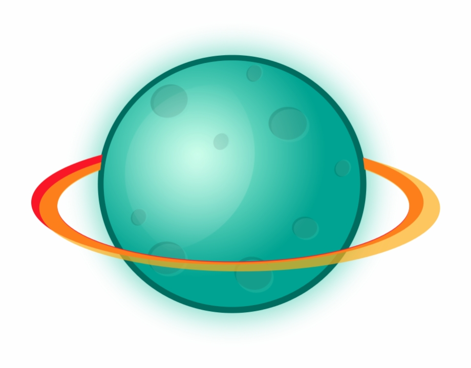 Planet clipart transparent background. Cartoon kid planets