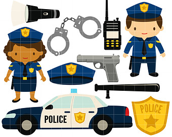 Personalized badge cliparting com. Kid clipart police officer