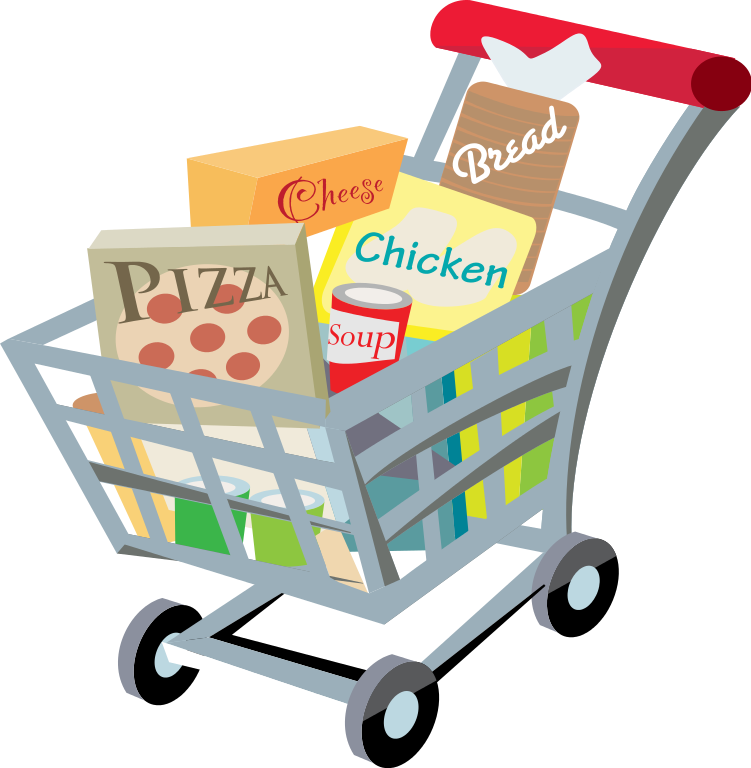 Mall clipart grocery.  collection of shopping
