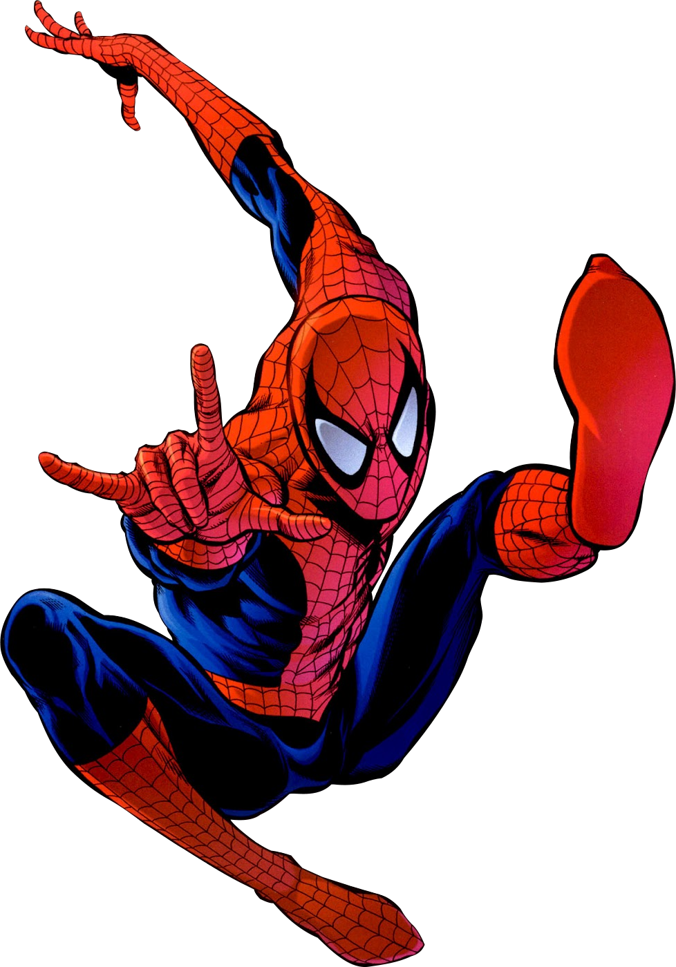 Logo clipart spiderman. Image spider man render