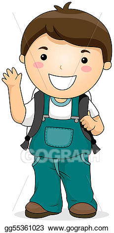 Drawing gg gograph . Clipart kid student