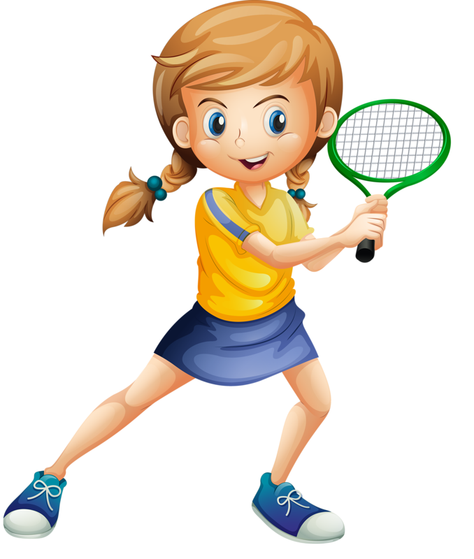 Hkde a iu png. People clipart tennis