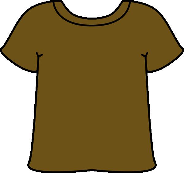 T clip art images. Clipart shirt uniform
