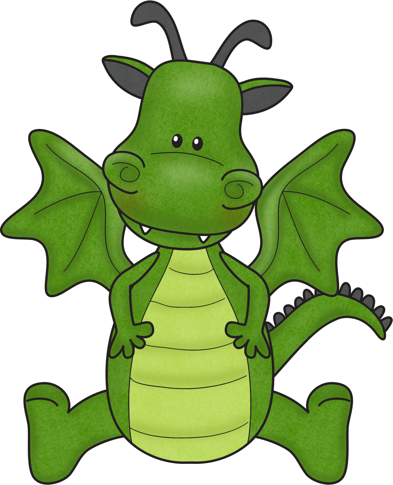 Earth day for kids. Dragon clipart puff the magic dragon