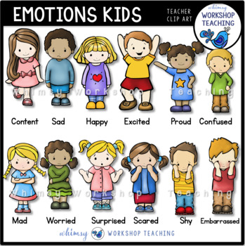Emotions kids clip art. Proud clipart teaching