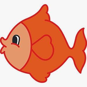 Fish clipart adorable. Kids pedia clipartix