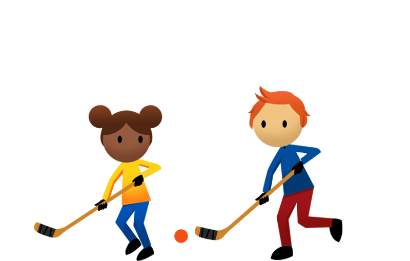 Clipart kids hockey. Floor ourclipart pin