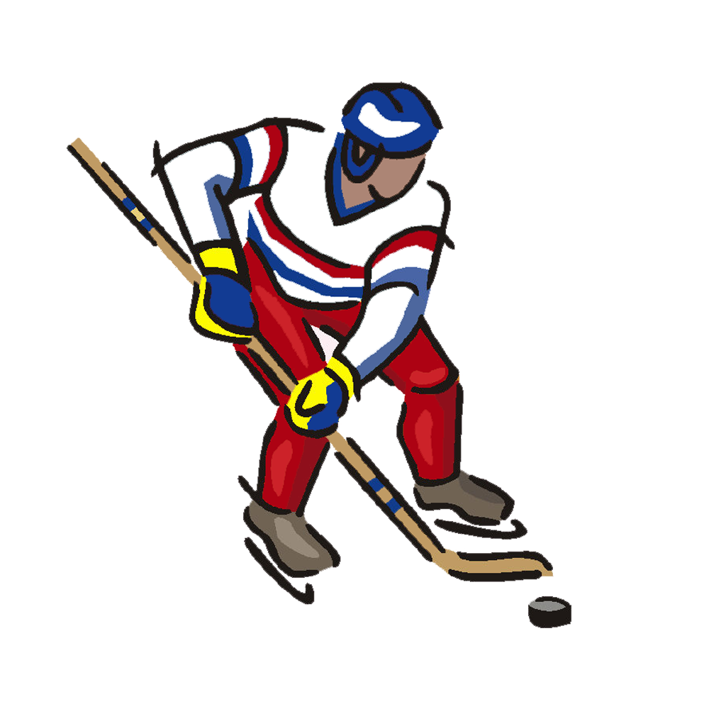 Birthday t shirt for. Hockey clipart hockey player