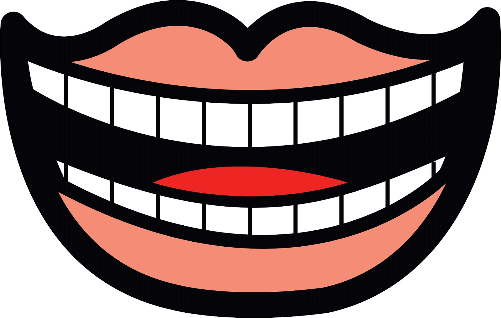 Quiet mouth for kids. Lip clipart boy lip