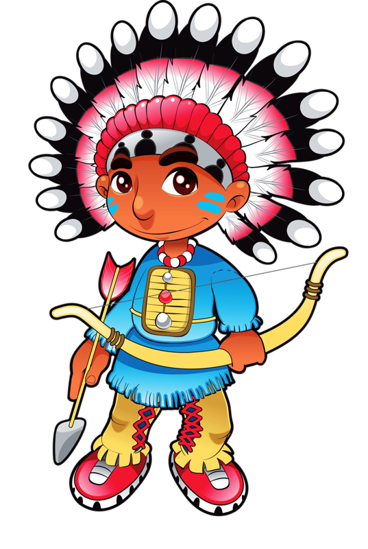 Image du blog zezete. Mayflower clipart native american