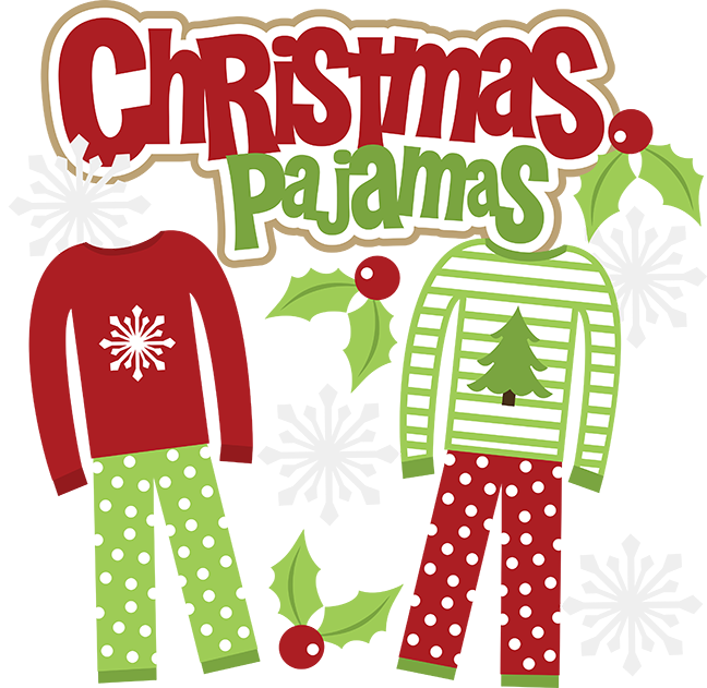 Pajamas clipart clip art. Mamajenna says it first