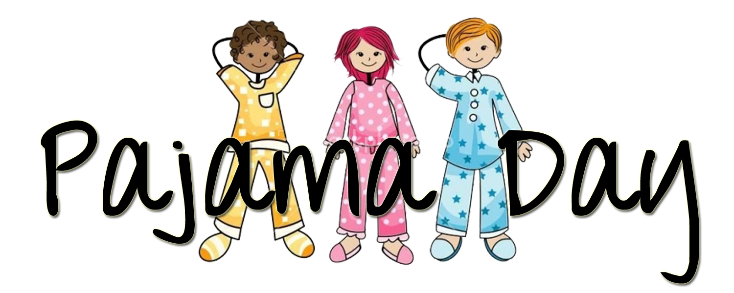 Wednesday clipart tacky day. Pj every by daphne