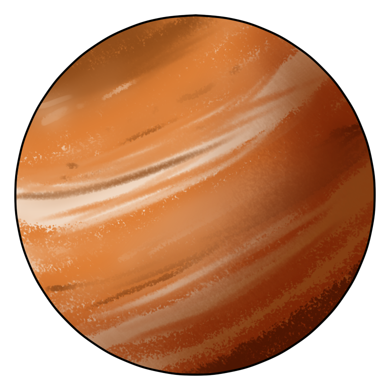 Marbles clipart planet neptune. Cartoon jupiter google search