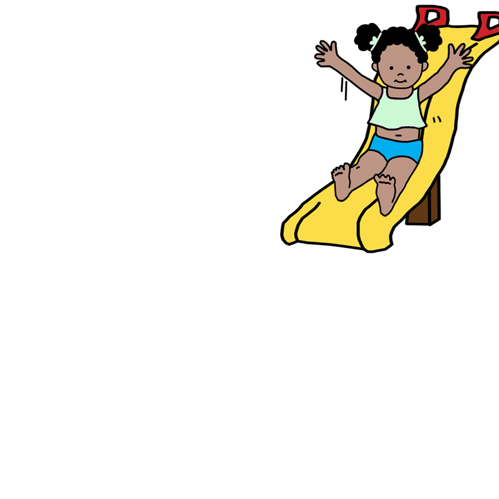 Fill in the blank. Clipart kids playground