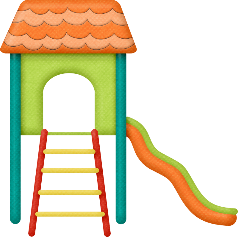 Lliella playgroundgals slide png. Clipart park outside playground