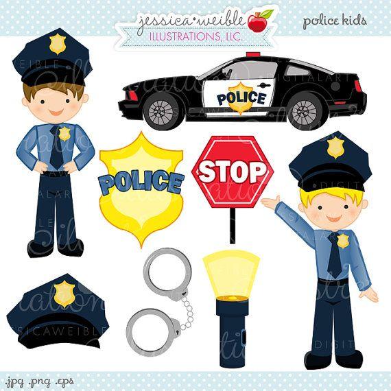 Kids cute digital commercial. Flashlight clipart police tool