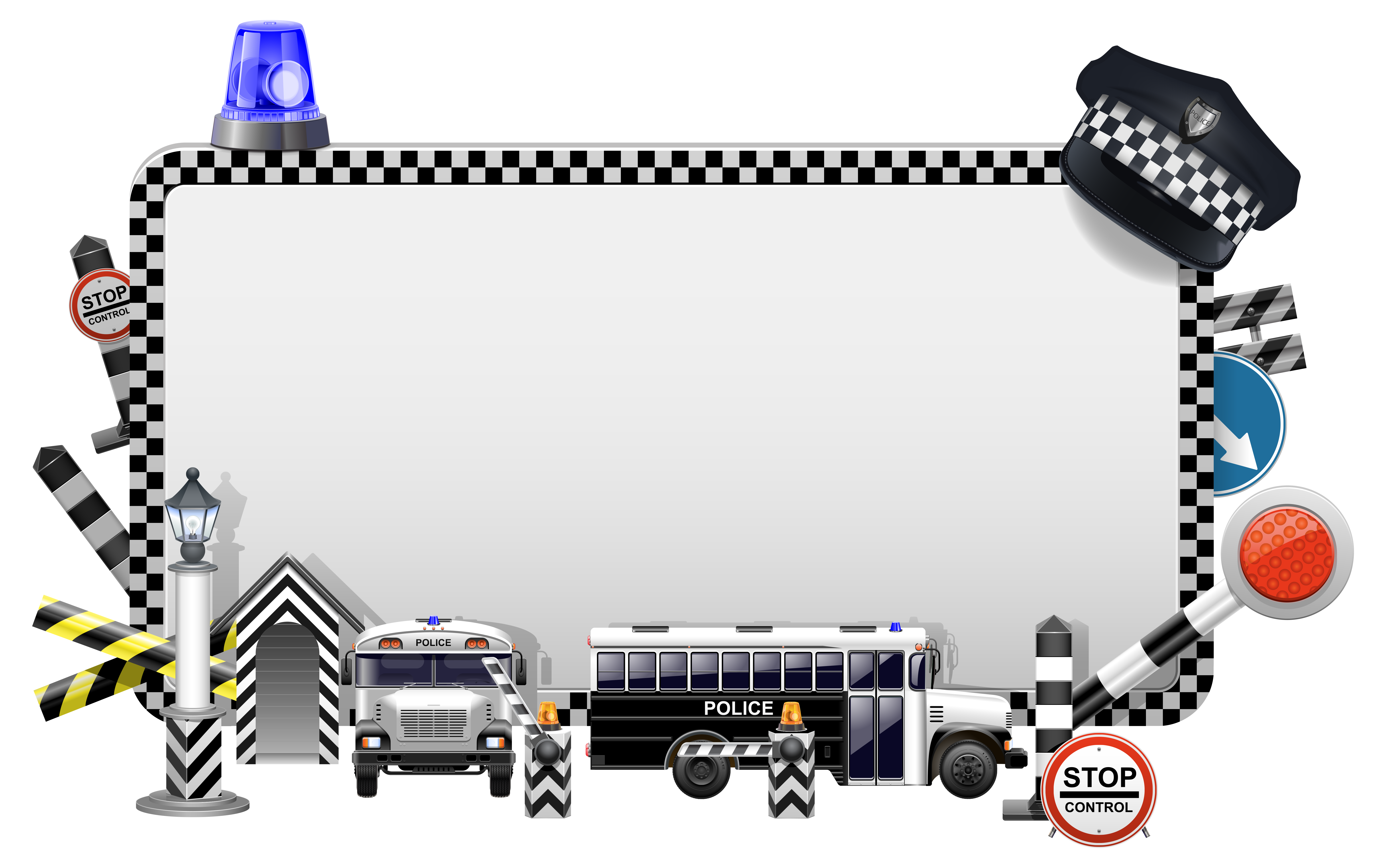 Png clip art image. Clipart kids police