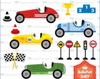 Nascar clipart birthday. Race car for kids