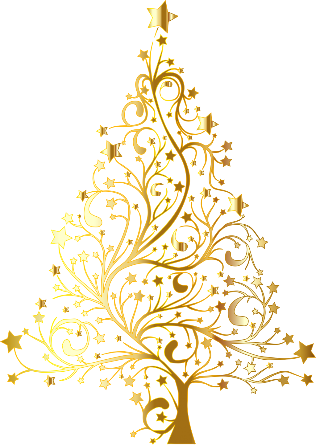 steampunk clipart christmas