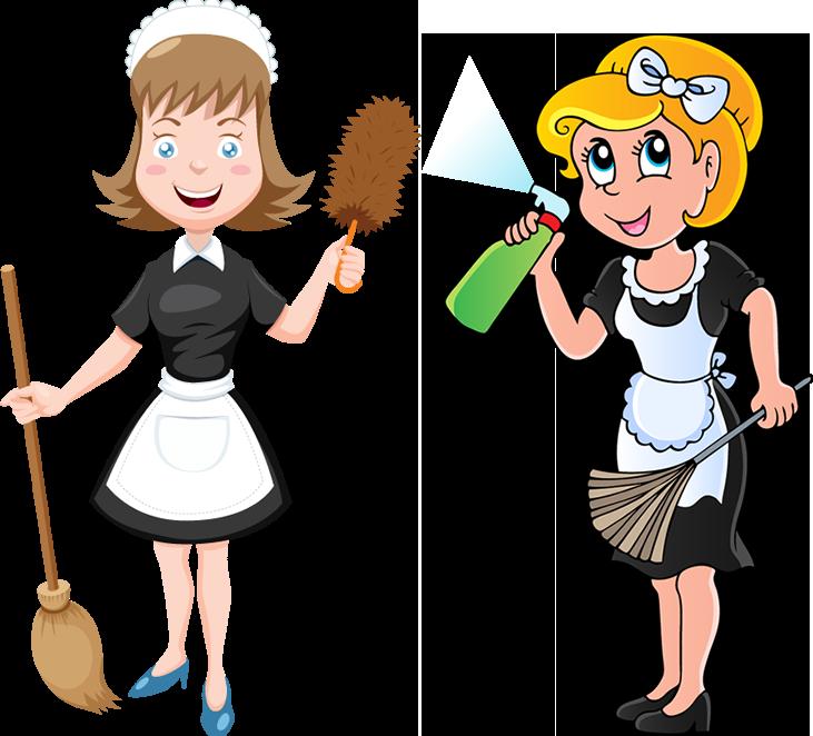 Wonderful inc a cleaning. Maid clipart cartoon