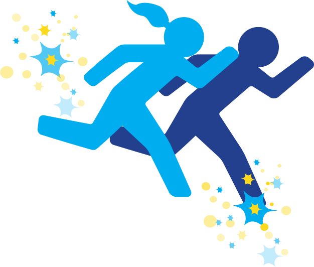 Nb sparkstart kids movement. Kid clipart track and field