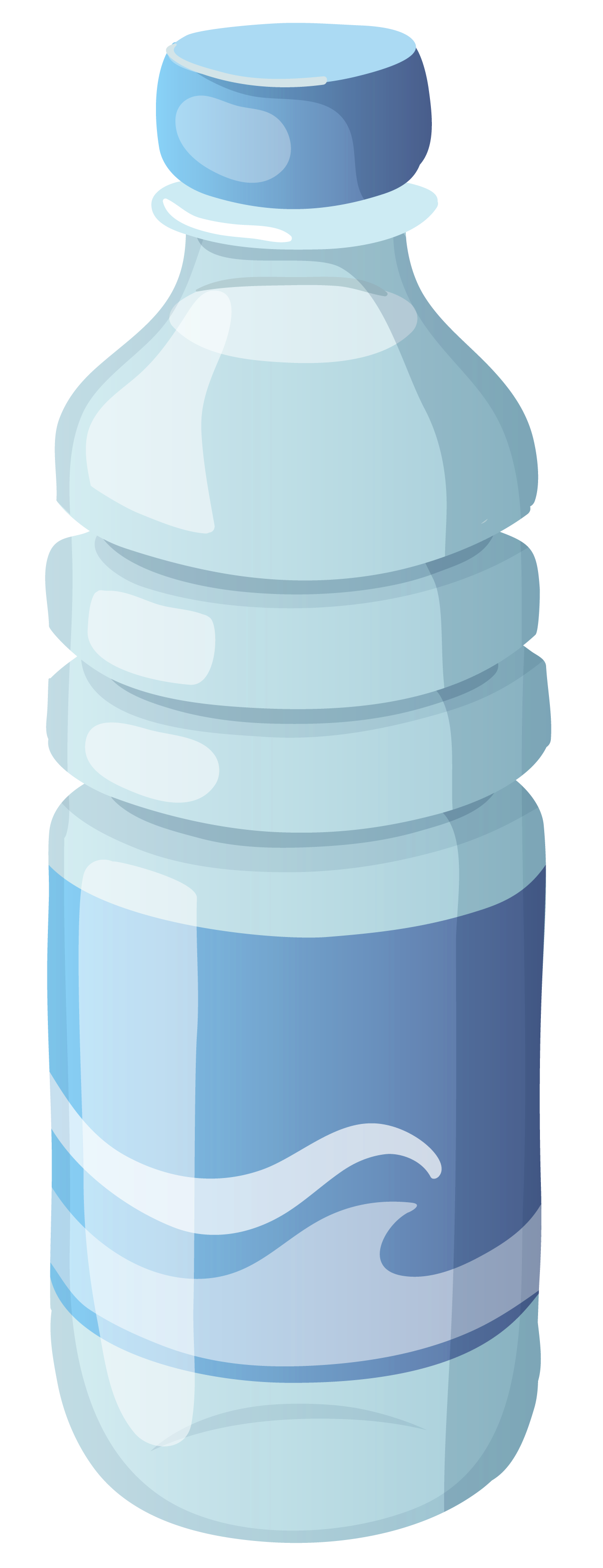 collection of bottle. Clipart water transparent background