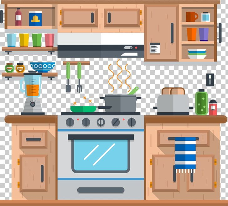 Kitchen Cabinet Clip Art: Kitchen Clipart Animated, Kitchen Animated Transparent