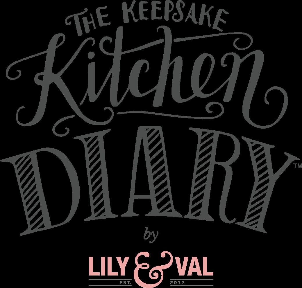 Cookbook clipart recipe book. The keepsake kitchen diary