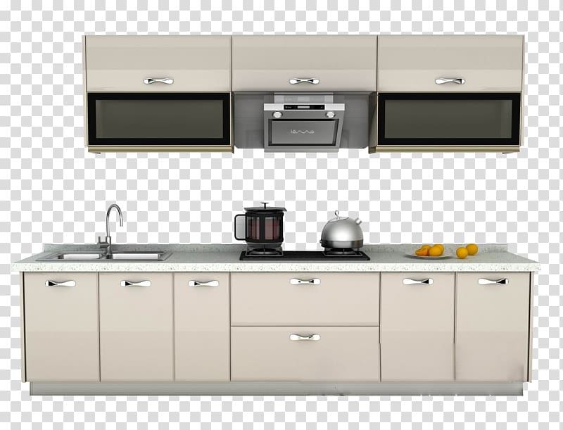Counter cabinet cupboard . Oven clipart kitchen furniture