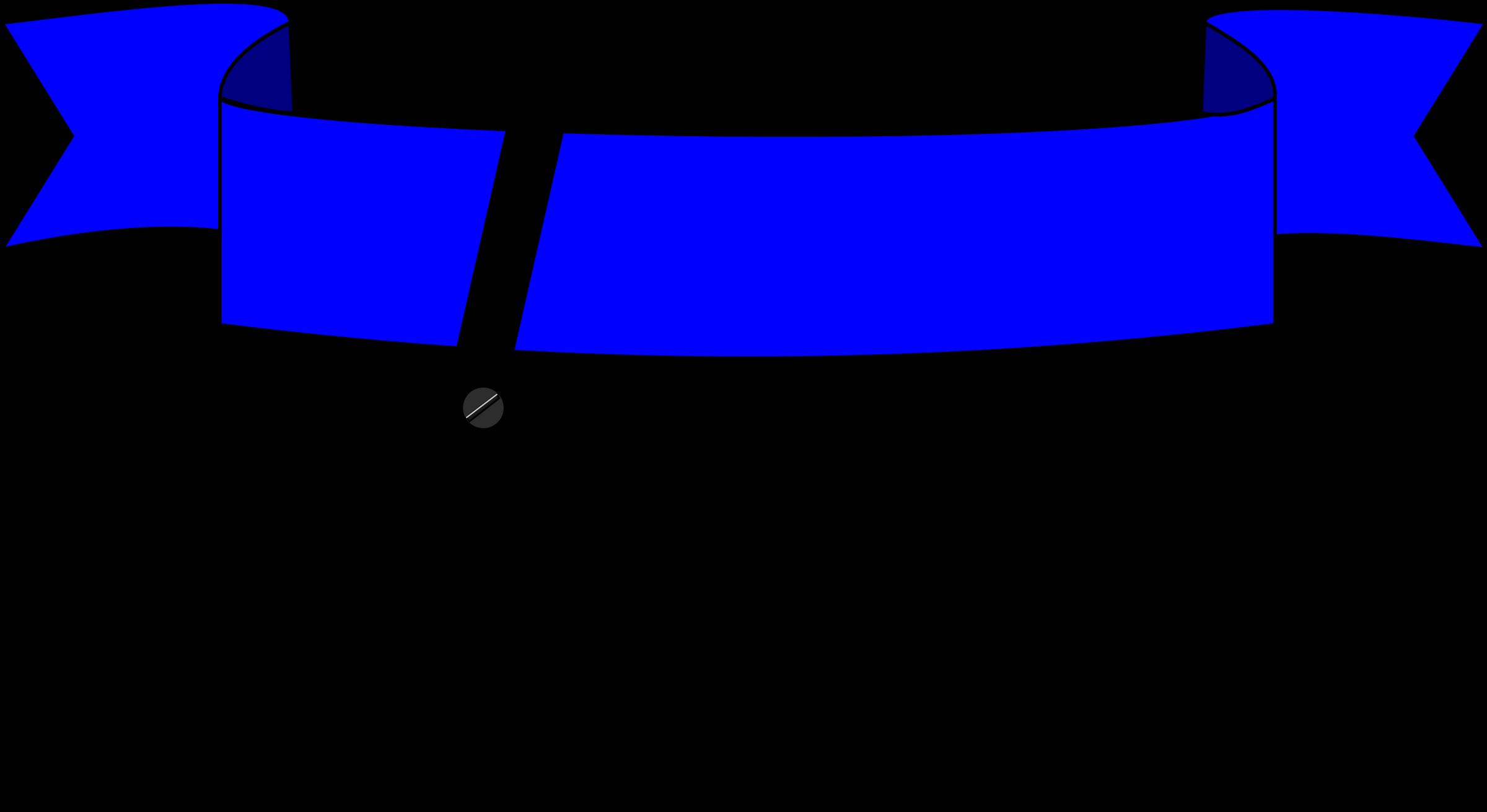 Clip art cutting ribbon. Dictionary clipart blue