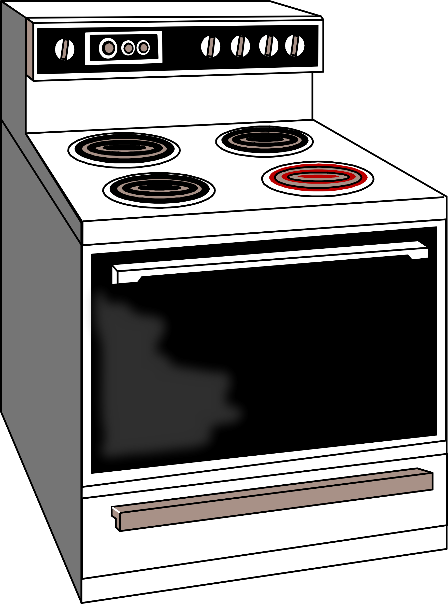 Stove big image png. Oven clipart appliance