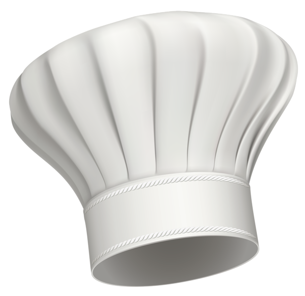 Cook png picture occupation. Hat clipart cooking